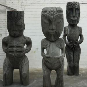Cloud Atlas: Maori Figuren