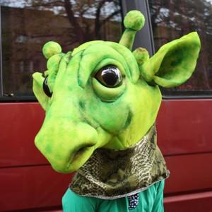 Drachenmaske